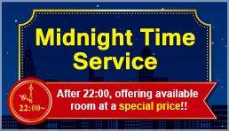 Midnight time service
