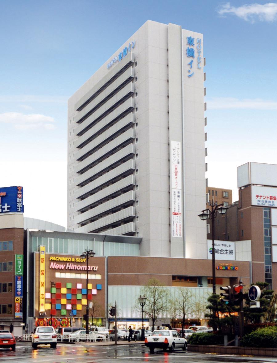 【公式】ホテル東横INN新潟駅前-新潟県のホテル | 東横イン ...
